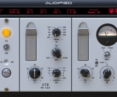 Audified.U78.Saturator.v1.0.0-R2R饱和器