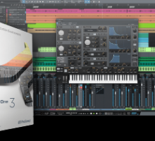 PreSonus Studio One 3 Professional v3.5.0版