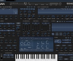 Sonic Academy ANA 2 v2.0.3 for win合成器