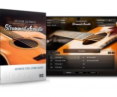 Session Guitarist - Strummed Acoustic Library精品扫弦吉他
