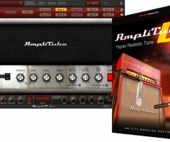 IK.Multimedia.AmpliTube.4.Complete.v4.1.0最好的吉他效果器