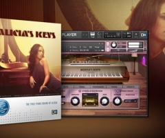 爱丽丝钢琴1.5更新Native Instruments Alicias Keys 1.5 KONTAKT