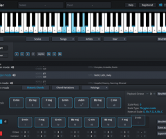 好和弦助手Plugin.Boutique.Scaler.v1.2.0.CE