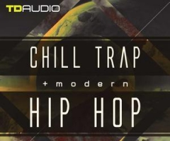 Hip Hop Trap素材Industrial Strength TD Audio Chill Trap and Modern Hip Hop