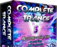 Trance素材Lucid Samples Complete Trance Vol 3 WAV