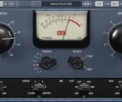 Klanghelm MJUC Variable-Tube Compressor v1.2.0 WiN OSX模拟管压缩