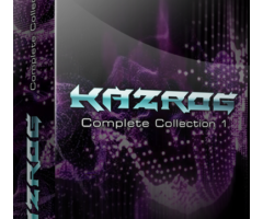 Kazrog.Complete.Collection.1.v1.1.0 WIN&MAC吉他效果包