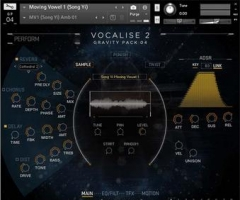 美丽人声Heavyocity Media Vocalise 2 KONTAKT