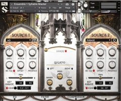 安魂之光合唱 Soundiron Requiem Light 3.0 KONTAKT