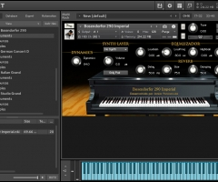 象牙钢琴2 KONTAKT版Synthogy Ivory by JR Samples II KONTAKT
