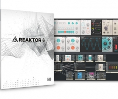 【全部扩展】Native Instruments Reaktor 6+2套教程