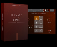 牛货电影工作室铜管Cinematic Studio Brass KONTAKT-DECiBEL