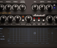 Mercuriall Tube Amp Ultra 530 v1.1 WiN吉他放大器