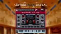 诺拉终极钢琴Júnior Porciúncula Nord Stage 3 Ultimate Stage Pianos KONTAKT