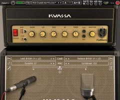 Kuassa Amplifikation Caliburn 1.0.0吉他效果器