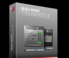 爱尔兰锡笛Ilya Efimov Production Irish Tin Whistle KONTAKT